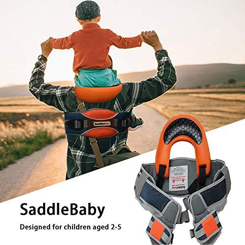 Cathy02Marshall SaddleBaby, tragbarer Reiserucksack für Babys im Freien 29X16X29cm