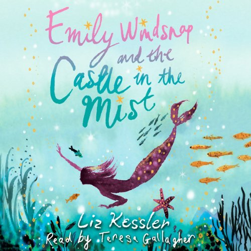 Emily Windsnap and the Castle in the Mist cover art