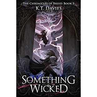 Customer reviews Something Wicked The Chronicles of Breed Book Three:Iracematravel