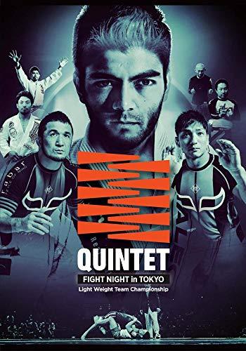QUINTET FIGHT NIGHT in TOKYO [DVD]