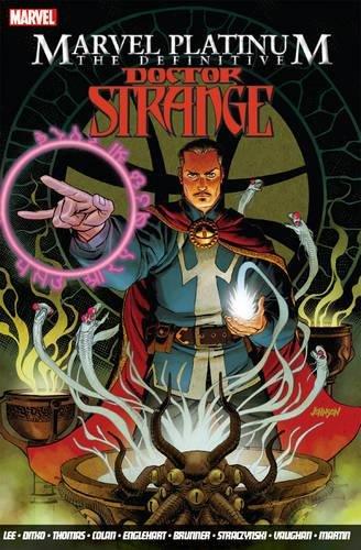 Lee, S: Marvel Platinum: The Definitive Doctor Strange