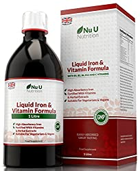 Nu U Nutrition Iron Supplement Review