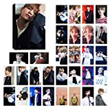 KPOP BTS Taehyung V Lomo Cards Bangtan Boys Photocard Set of 30 for Army Fan with Greeting Card Postcards Box (TAEHYUNG 5)