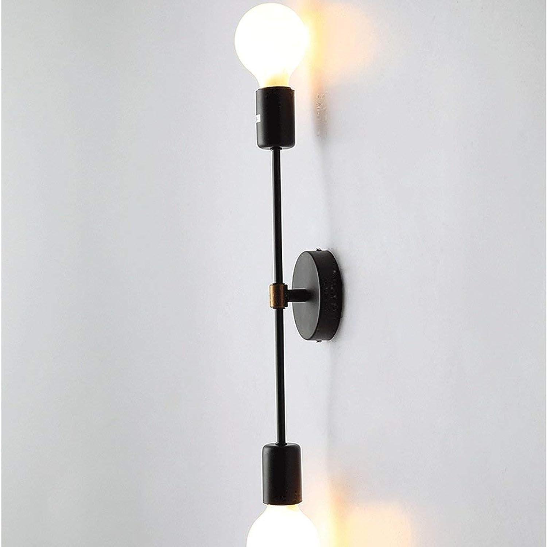 Nachttischlampe Moderne Einfache Bar Ganglichter Wohnzimmer Schlafzimmer Lernen Lampe Wandleuchte Wandleuchte Wandleuchte, Doppelkopf, BOSS LV