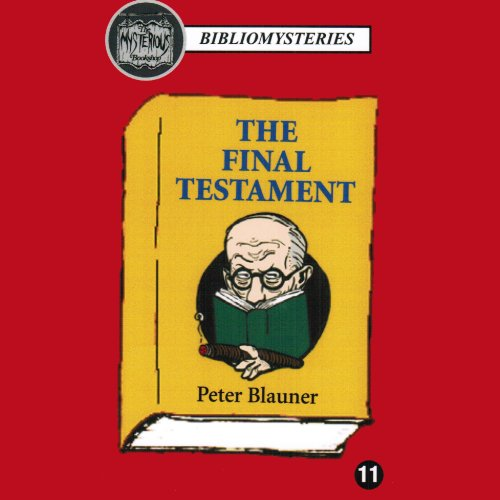 The Final Testament audiobook cover art