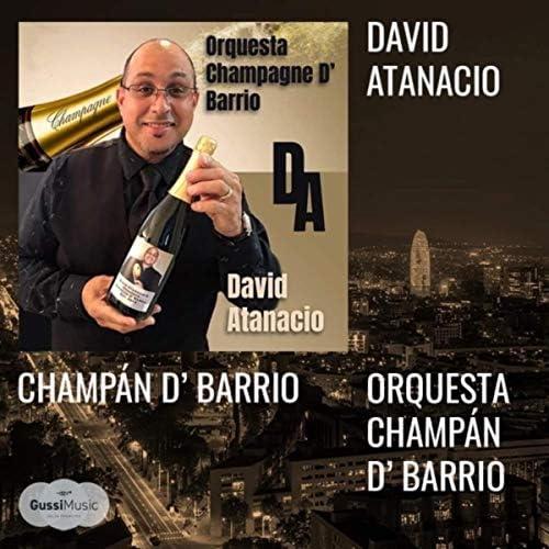 David Atanacio feat. Orquesta Champán D'barrio
