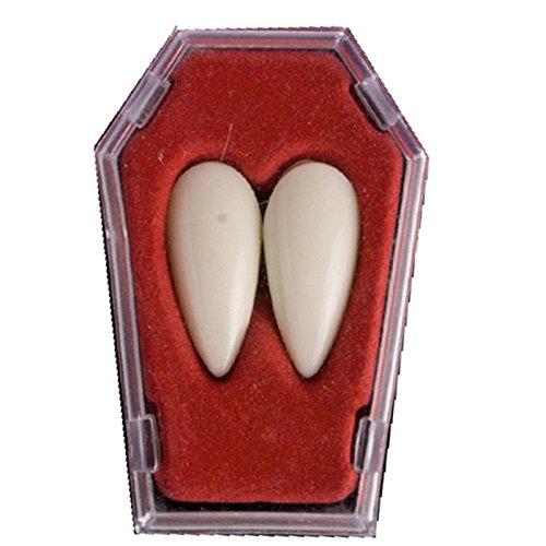 Dent Vampire Canine Effet Reel - Halloween Deguisement Accessoire - 514