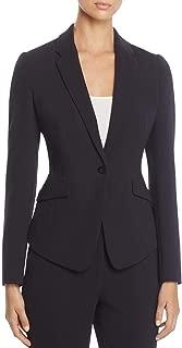 Hugo Boss BOSS Womens Jalania Business Office One-Button Blazer