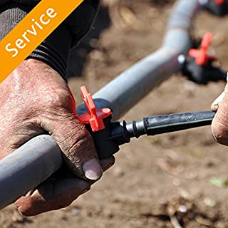 Drip Irrigation System Maintenance - Up to 20 Drips