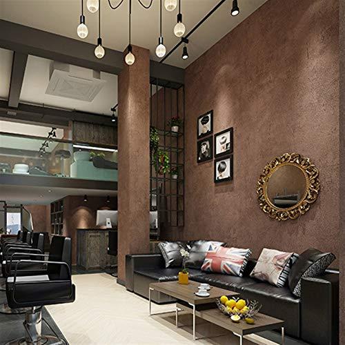 kengbi Einfach zu dekorieren, beliebte langlebige Tapete, Heimdekoration, einfarbige Tapete, geprägte Beton, grau, 3D-Tapete, Fototapete, Wohnzimmer-Wandvolumen