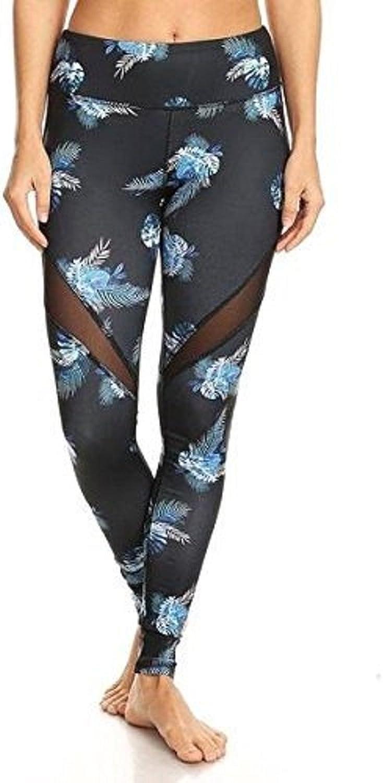 Brooke Taylors Yoga Kaylee Slims Tummy Control Womens Yoga Pants