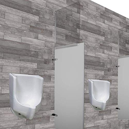 Urinal Partition Extender: Extra Protection & Privacy