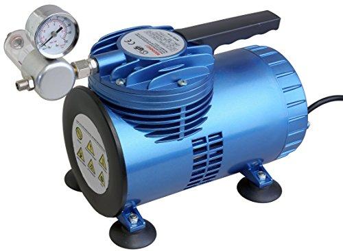 3,5 bar Airbrush Membran Kompressor, 68 l/min, 230 V, AS06-1, 01769