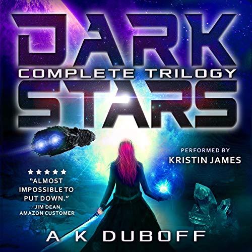 Dark Stars: Complete Trilogy (A Space Fantasy Adventure) Titelbild