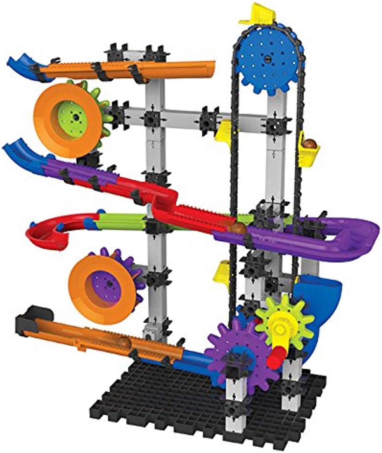 The Learning Journey Techno Gears Marble ManiaCrankster, 100 Plus Pieces