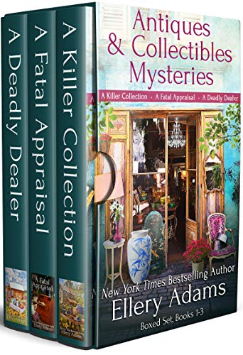 The Antiques & Collectibles Mysteries Boxed Set: Books 1-3