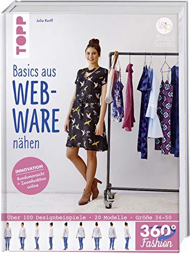 360° Fashion Basics aus Webware nähen: Innovation: Rundumansicht und Zoomfunktion online