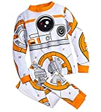 Disney Store BB-8 Star Wars Costume Pajamas PJ PALS for Kids, 6