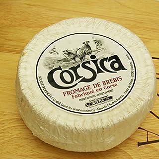 フランスシェーブル 羊のチーズ コルシカ 約500g
