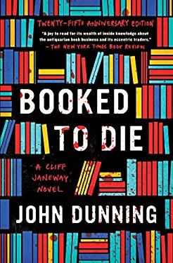 Booked to Die (Cliff Janeway Novels Book 1)