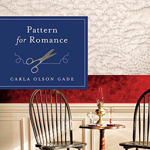 Pattern for Romance audiobook cover art