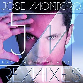 Hay Algo en el Aire (Remixes)