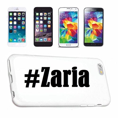 Reifen-Markt Hard Cover - Funda para teléfono móvil Compatible con Apple iPhone 7S Hashtag #Zaria en Red Social Diseño