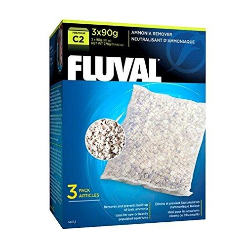 Fluval Carga Eliminador Amoniaco para Filtro C2