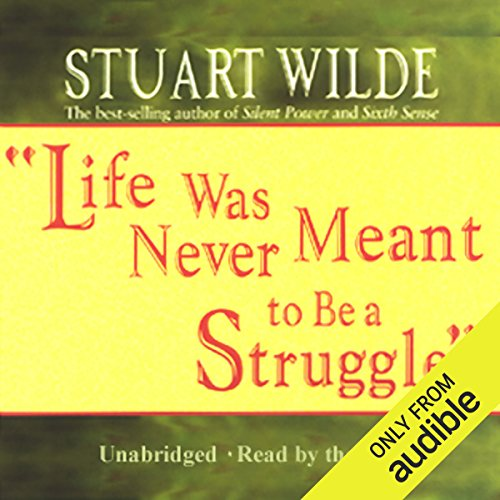 Life Was Never Meant to Be a Struggle cover art