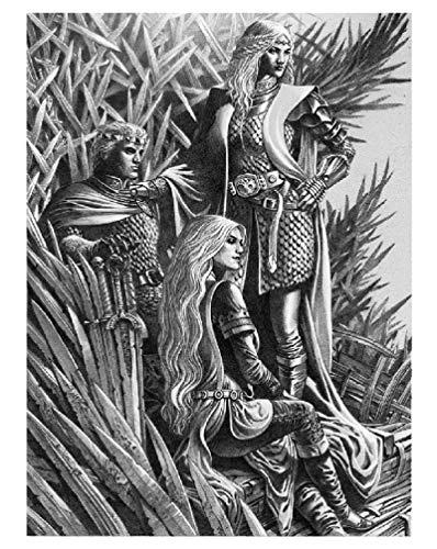 Resumen del libro de George R. R. Martin FUEGO Y SANGRE (Canción de Hielo y Fuego): 300 años antes de JUEGO DE TRONOS. Historia de los TARGARYEN