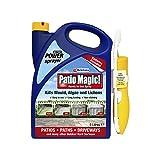 Brintons Patio Magic Ready To Use Spray 5 Litre Kills Mould, Algae and Lichens! (1 x 5 Litre)
