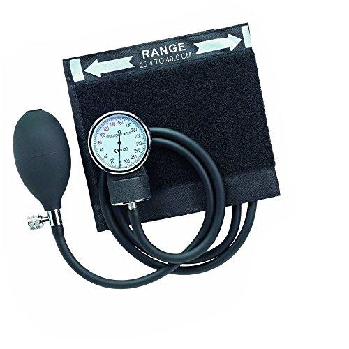Timesco d05.105Aneroid Sphygmomanometer, smaragd 'Clip auf', 2Röhren