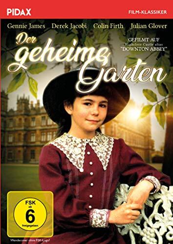 Der geheime Garten / Hochwertige Verfilmung des Erfolgsromans von Frances Hodgson Burnet (Pidax Film-Klassiker)