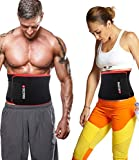 Best Belly Fat Burner Belts - Waist Trimmer Belt for Women & Men, Waist Review
