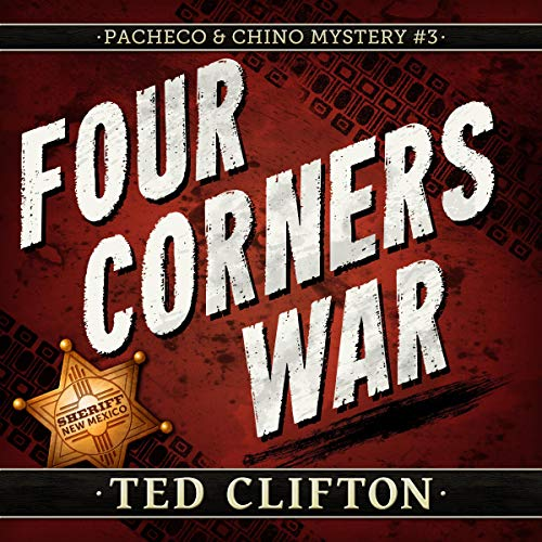 『Four Corners War』のカバーアート