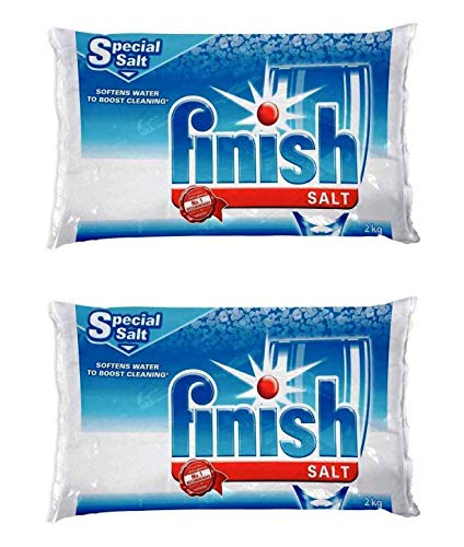 Finish Dishwasher Water Softener Salt For Bosch...