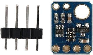 Sensor de Distancia, GY-530 VL53L0X Tiempo de Vuelo ToF Módulo de Sensor de Rango de Medición de Distancia Lá-ser para Arduino(Azul)