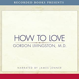 How to Love audiobook cover art