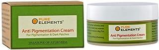 Pure Elements Anti Pigmentation Cream for Dark Patches 20gm