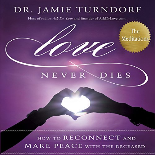 Love Never Dies audiobook cover art