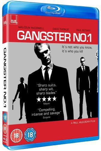Photo of Gangster No. 1 [Blu-ray]