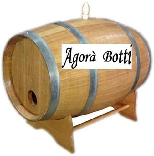 Agorà Botti Botte Bag in Box per Sacca da 10 Litri di Vino