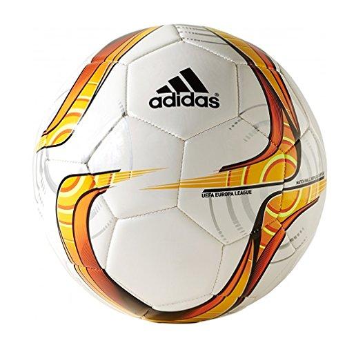 adidas UEFA Europa League Capitano - Pelota de fútbol Multicolor, Talla 5