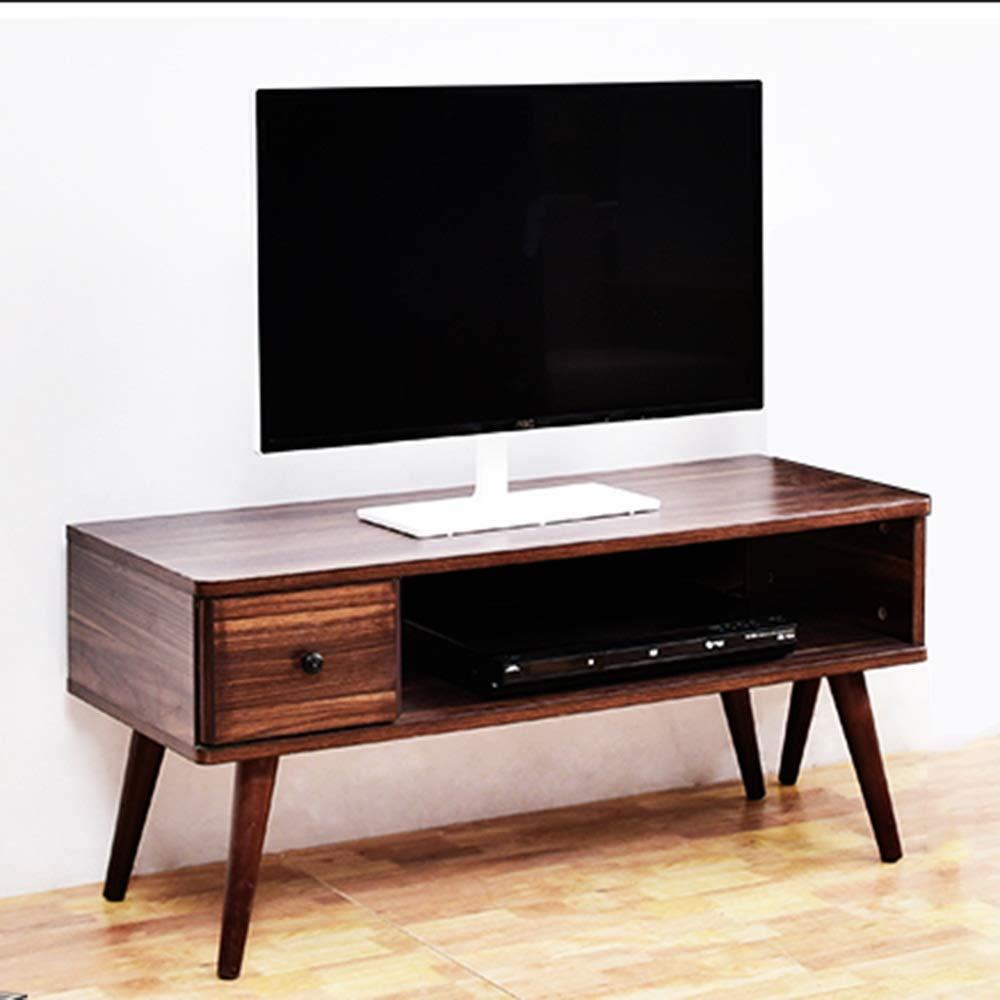 Liergou-Home Retro TV Soporte De La Pantalla De TV Consola Moderno Centro De Entretenimiento For Televisiones Planas Consolas De Juegos En La Sala De Estar Sala De ...