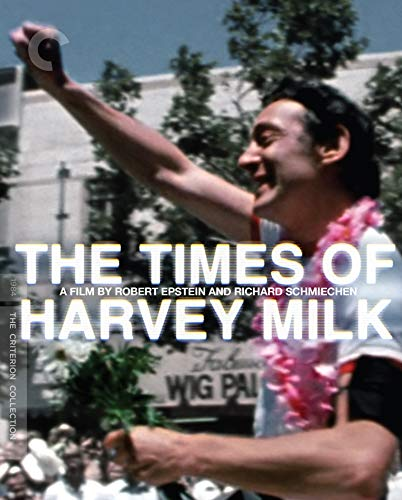 Criterion Collection: Times of Harvey Milk [Blu-ray] [Import]