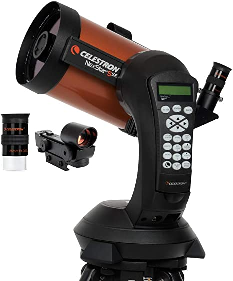 Celestron NexStar 5SE Telescope - Our #1 Choice