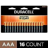 Duracell - CopperTop AAA Alkaline Batteries - long lasting,...