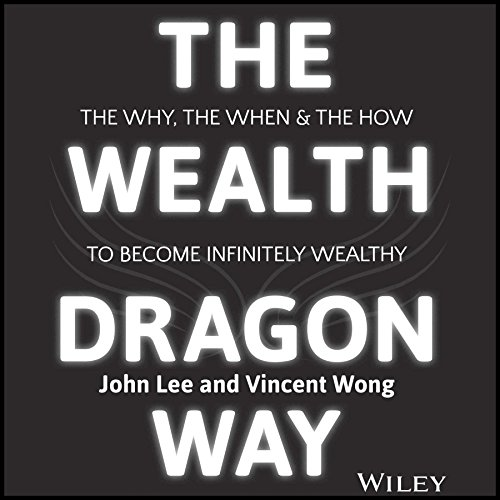 The Wealth Dragon Way audiobook cover art