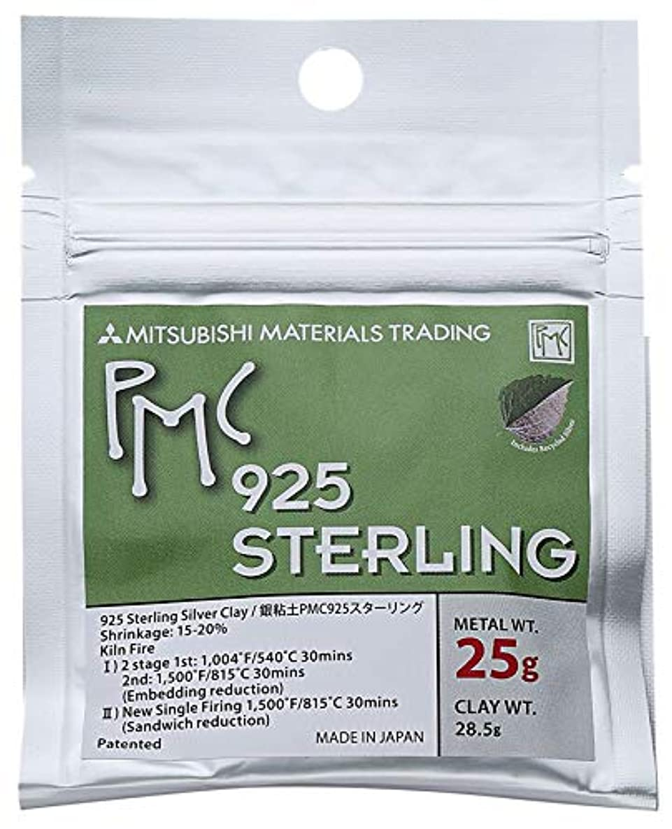 PMC Sterling Silver Clay - 25 Grams