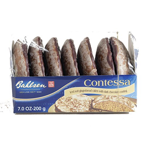 Bahlsen Holiday Cookie Contessa Lebkuchen